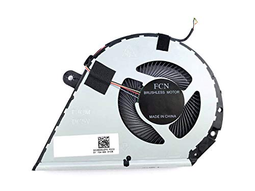 CPU Cooling Fan DC28000JZF0 FCC201 HP Pavilion 14 14-bf