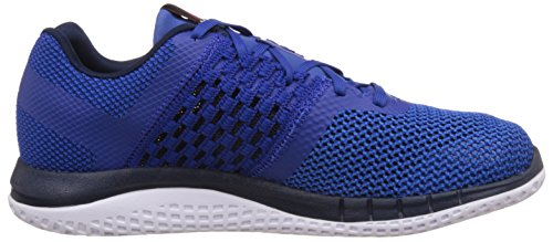 Reebok Zprint Run, Zapatillas de Running para Hombre Azul / Blanco (Collegiate Royal/Blue Sport/Coll Navy/Wh)