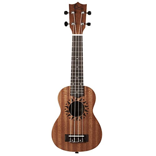 Rampmu Ukulele Best 21inch Soprano Ukulele Small Guitar Musical Instrument 4 Strings