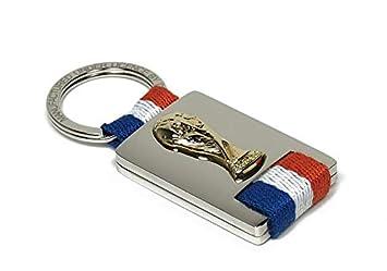 WM 3d llavero Bandera Francia maciza: Amazon.es: Oficina y ...