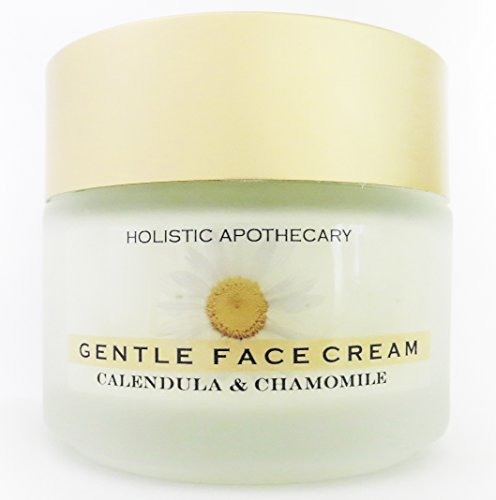 ORGANIC Calming CHAMOMILE FACE Cream For Dry, Sensitive S...