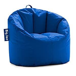 Big Joe Milano Bean Bag Chair, Sapphire
