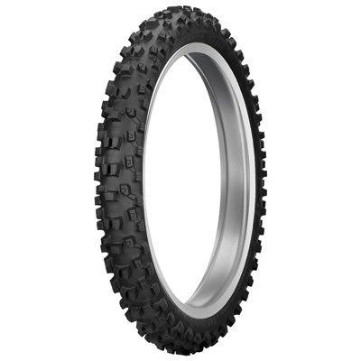 Dunlop MX33 Geomax Soft/Intermediate Terrain Tire 70/100x19 for Yamaha TTR125L 2000-2008