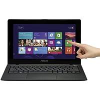 ASUS VivoBook X200CA-SCL0301Q 11.6-Inch Touchscreen Laptop (Black)