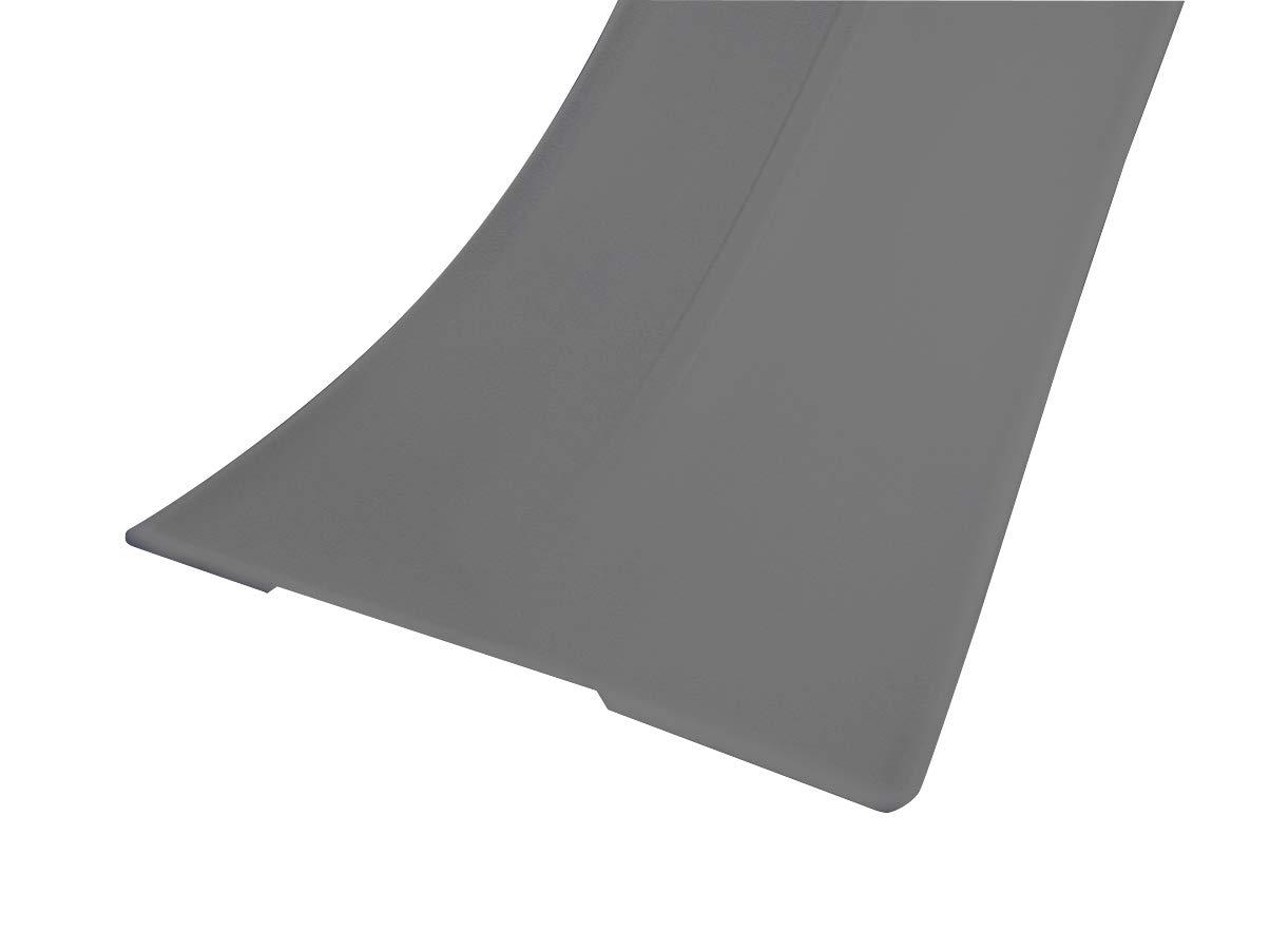Wenko 54902100 Ruban-Joint /étanche pour Plan de Travail Ruban d/étanch/éit/é Autoadh/ésif 2.82 x 0.2 x 400400 cm Gris Imperm/éable /à leau Plastique