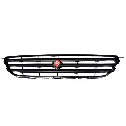 Grille Compatible With 2001-2005 Lexus IS300 IS200 Jce2010 | Altezza style ABS Plastic Black Front Bumper Grill Hood Mesh by IKON MOTORSPORTS | 2002 2003 2004