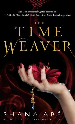 book cover of The Time Weaver