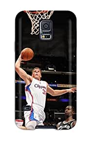 Vicky C. Parker's Shop nba basketball blake griffin los angeles clippers NBA Sports & Colleges colorful Samsung Galaxy S5 cases
