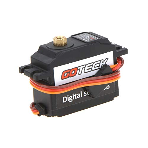 Goteck 9257MG Metal Gear Digital RC Servo for Align for sale  Delivered anywhere in USA
