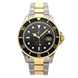 Rolex Submariner Mechanical (Automatic) Black Dial Mens Watch 16613 (Certified Pre-Owned)