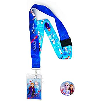 Multicolor Disney 86213 Aladdin Lanyard