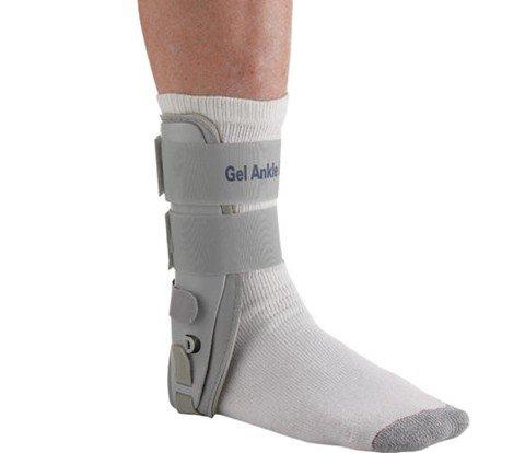 Ossur Gel Stirrup Ankle Brace (Adult - Left - 80% Gel)