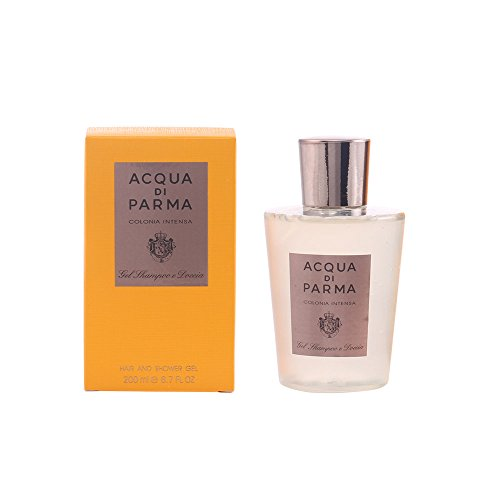 Acqua Di Parma Colonia Intensa Hair And Shower Gel, 6.7 Ounce