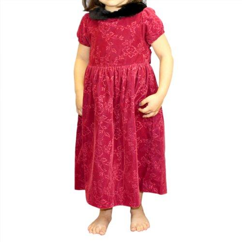 Victorian Red Dress - 7