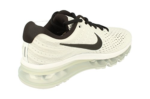 Sneaker White Air NIKE Platinum Max Women's pure Running 2017 Black qXWOZOwU