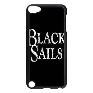 Generic Case Black Sails For Ipod Touch 5 Q2A2218786