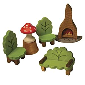 Fairy Forest Living Room Set