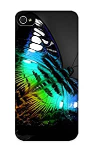 Hot Snap-on Multicolor Butterfly Hard Cover Case/ Protective Case For Iphone 5/5s by Maris's Diary