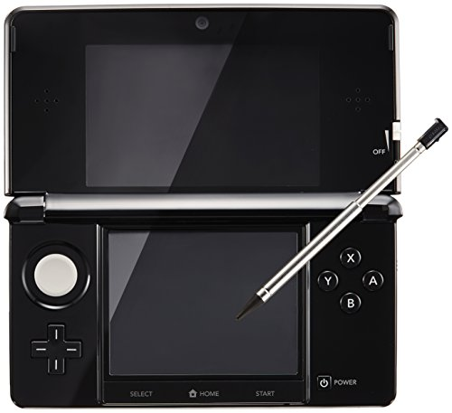 Nintendo 3DS clear black (Japanese Imported Version - onl...