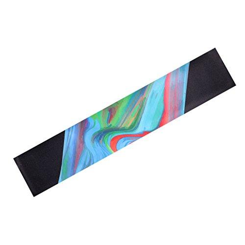 Fenteer 耐久性 研磨紙 スケートボード グリップテープ 全12選択