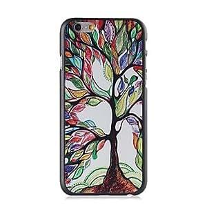 Mini - Elonbo Beautiful Tree Plastic Hard Back Cover for iPhone 6