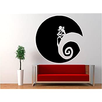 Nightmare Before Christmas Bedroom Decor