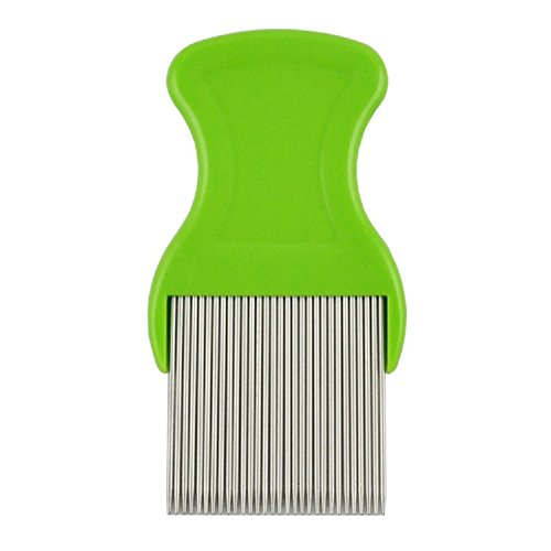 Stainless steel lice comb Grooming brush for children - Hut Catalog