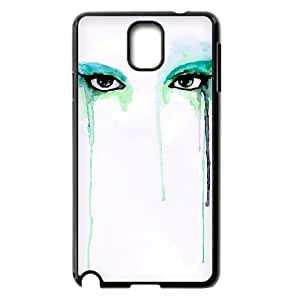 VNCASE Watercolor Phone Case For samsung galaxy note 3 N9000 [Pattern-1]