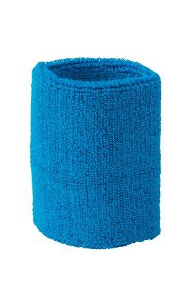 Schweissband Schweissbänder in vielen Farben unisex Sport Jogging Wristband Sweatband Schweißband Wristbands Armband (Preis pro Stück) (aqua)