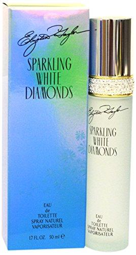 Elizabeth Taylor White Diamonds Sparkling for Women, Eau ...