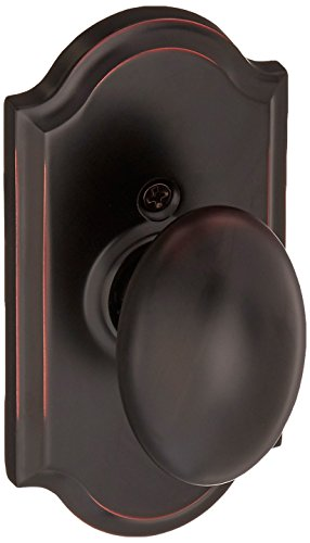 Full Plate Entry (Weslock 01705J1--0020 Julienne Knob, Oil-Rubbed Bronze)