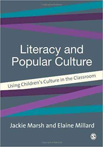 Book Literacy and Popular Culture: Using Children's Culture in the Classroom by Jackie Marsh (2001-01-26)