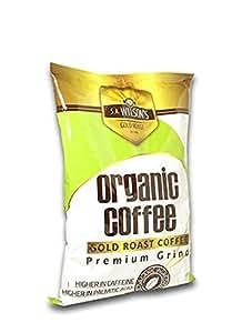 S.A. Wilson's Gold Roast Organic Enema Coffee for the BEST Coffee Enemas!
