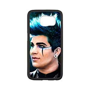 Adam Lambert Snap On TPU Cover Protector For Galaxy s6(Laser Technology), Silicone Samsung Galaxy s6 Case