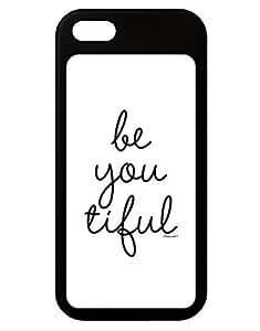 TooLoud BeYouTiful - Beautiful iPhone 5 / 5S Grip Case