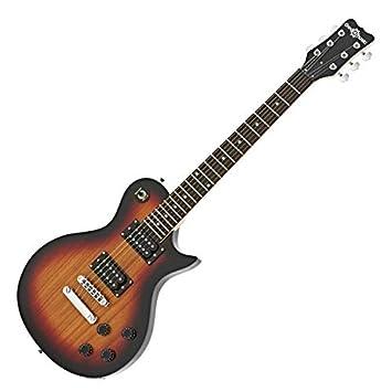 Guitarra Eléctrica New Jersey II de 3/4 de Gear4music - Sunburst: Amazon.es: Instrumentos musicales