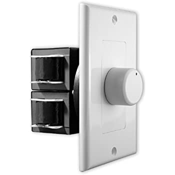 Amazon Com Pyle Bluetooth Receiver Wall Mount In Wall