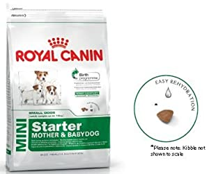 Royal Canin Mini Starter 1 Kilo Mother Amp Baby Dog Puppy