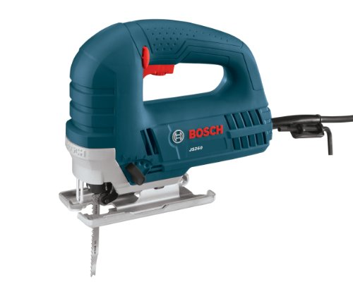 Bosch JS260 120-Volt Top-Handle Jigsaw ()