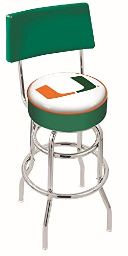 NCAA Miami Hurricanes 30″ Bar Stool Review