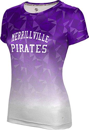 ProSphere Women's Merrillville High School Maya Shirt (Apparel) - Indiana Shops Dress Merrillville In