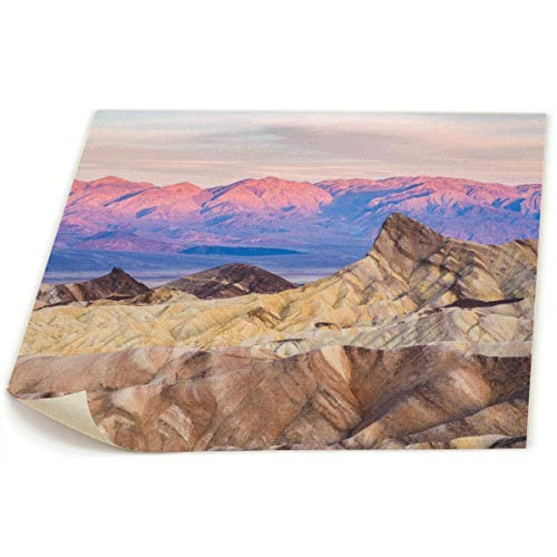 Paulino Sunrise at Zabriskie Point in Death Valley National Park 16