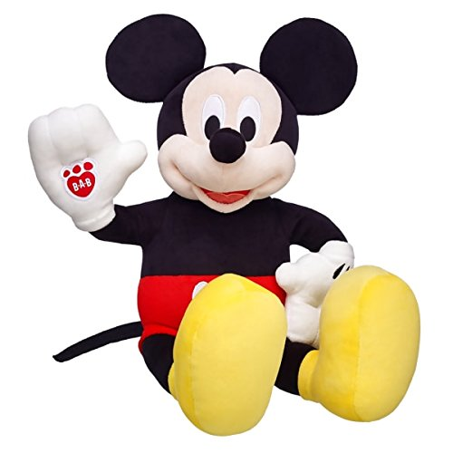 (Build A Bear Workshop Disney Mickey Mouse)