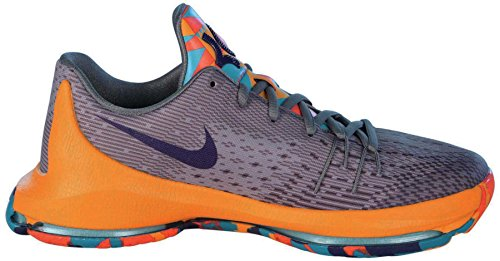 Grey KD Wolf Basketball GS Boys' Court Blue 8 Shoes Purple NIKE CPwdxqR0n0