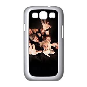 Samsung Galaxy S3 9300 Cell Phone Case Covers White Kontrust Q9249548