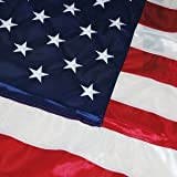 Wet and Windy Duratex II 3'x5′ Tricot Knit Polyester U.S. Flag by Valley Forge Flag Co. Review