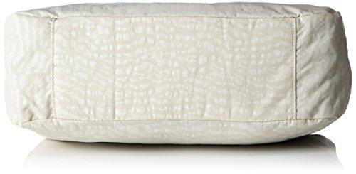 Bolso 34x25x11 Para Garden Caralisa Cm Mujer Blanco Kipling Bandolera white 5xT7qHwCZn