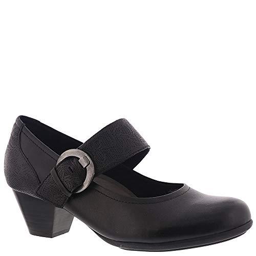 Earth Women's Noble Black Soft Calf 8.5 B US (Earth Shoes Mary Jane)
