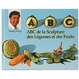 Louis Tellier LIVRE-5 Livre ABC de la Sculpture sur Fruits et Légumes