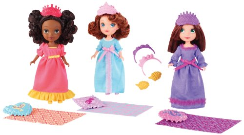Disney Sofia First Sleepover 3 Pack